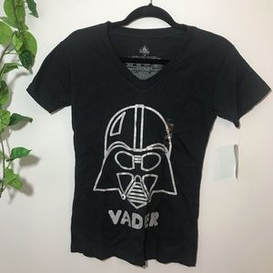 Disney Darth Vader ladies XS NWT!